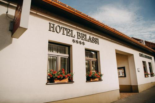 Hotel Belassi, Prievidza