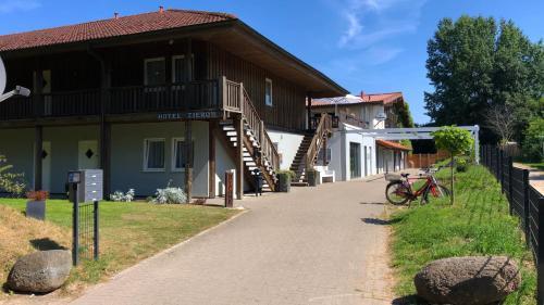 Hotel Zierow - Urlaub an der Ostsee, Nordwestmecklenburg