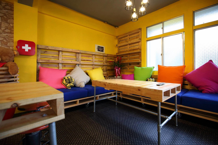 Hive Backpackers, Hualien