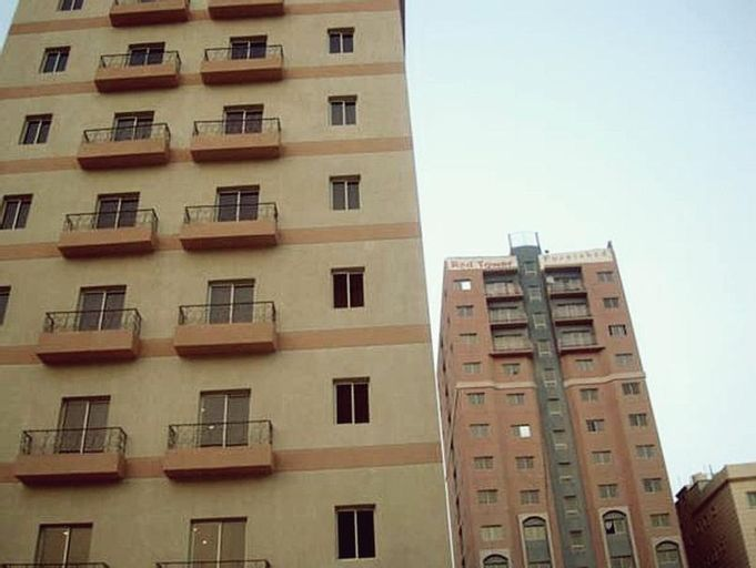 Red Tower Furnished Apartments,