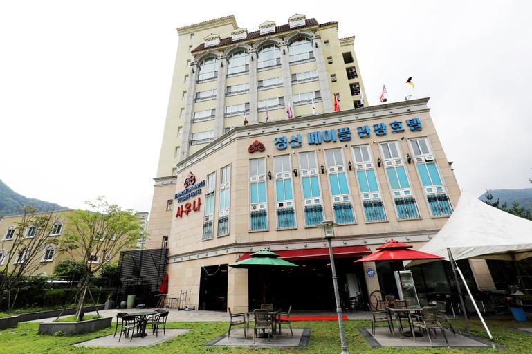 Maple Tourist Hotel, Jeongseon