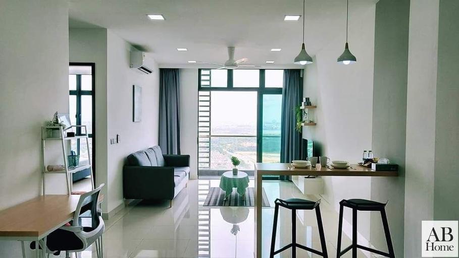 "AB HOME [Rocky Suite] GREEN HAVEN #360""CityView JB, Johor Bahru"
