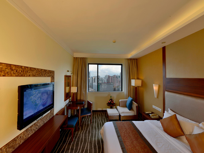 BaoHua Harbour View Hotel, Haikou