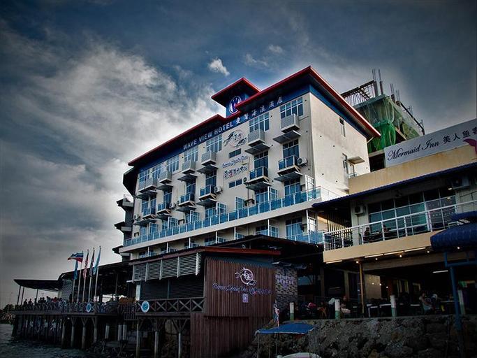 Wave View Hotel, Semporna