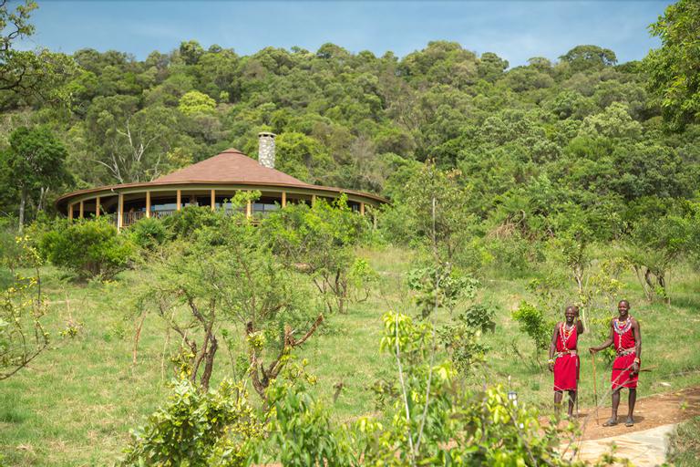 Mara Engai Wilderness Lodge, Kilgoris