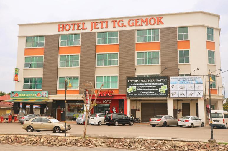 Hotel Jeti Tg Gemok, Rompin