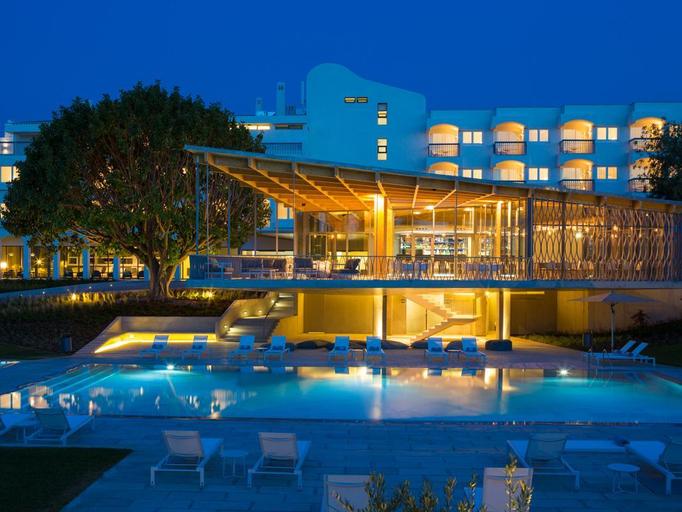 Ozadi Tavira Hotel, Alcoutim