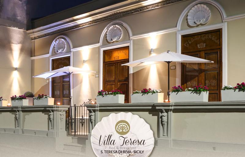 Villa Teresa, Messina