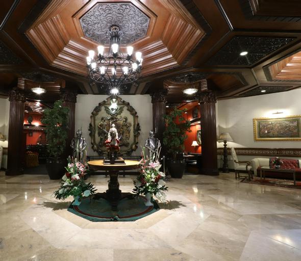The New Camelot Hotel, Quezon City