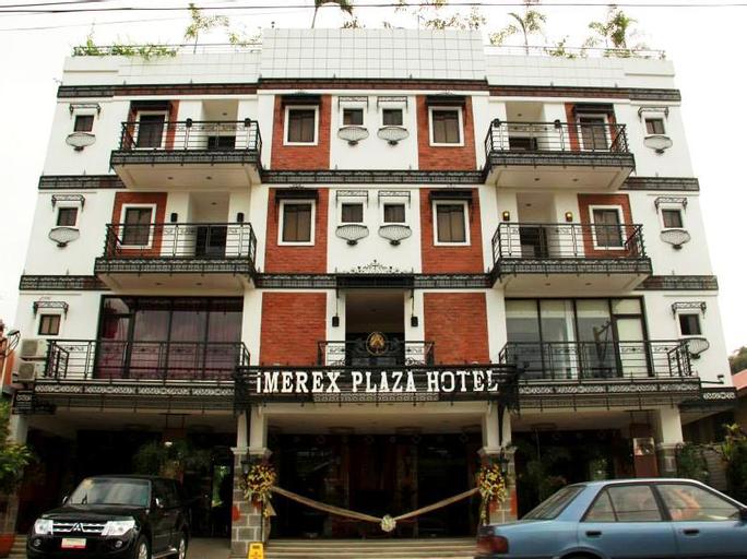 Imerex Plaza Hotel, Angeles City