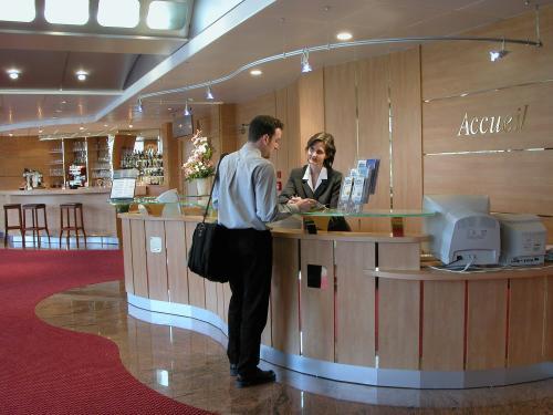 Brit Hotel Nantes Beaujoire - L'Amandine, Loire-Atlantique