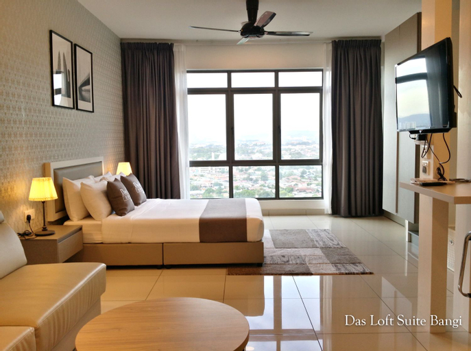 Das Loft Suite Bangi @Evo Suites Bandar Baru Bangi, Hulu Langat