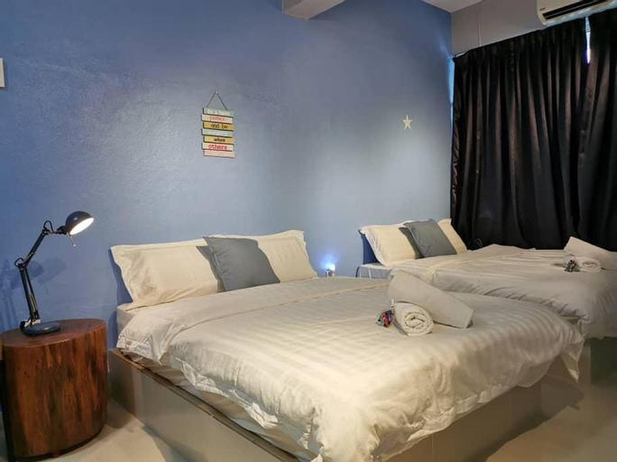 Sentosa Guest House @ Bukit Mertajam - Family Room, Seberang Perai Tengah