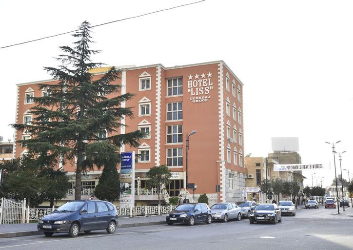 Hotel Liss, Lezhës