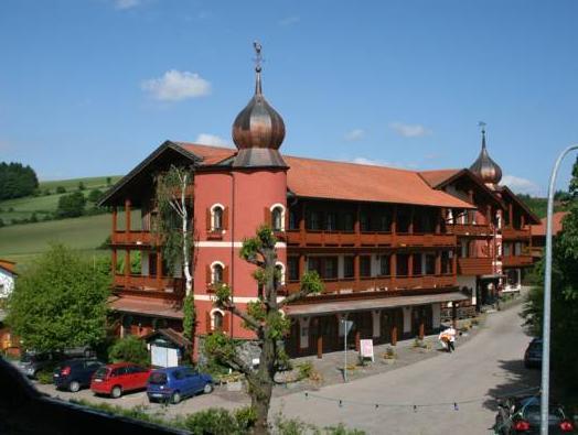 Hotel Bohmerwald, Cham