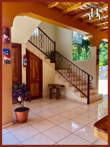Hotel Villa Verde, Gracias