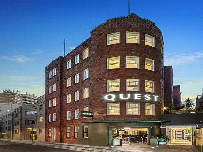 Quest Potts Point, Sydney