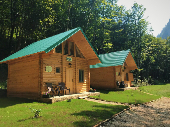 Waterfall Rafting Center- Campsite,