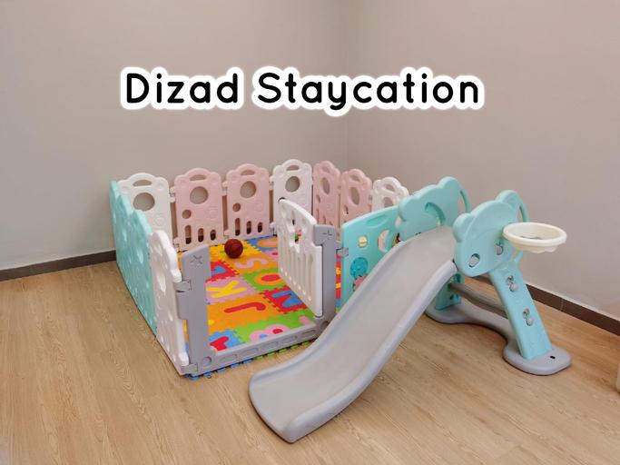 Dizad Staycation, Seremban