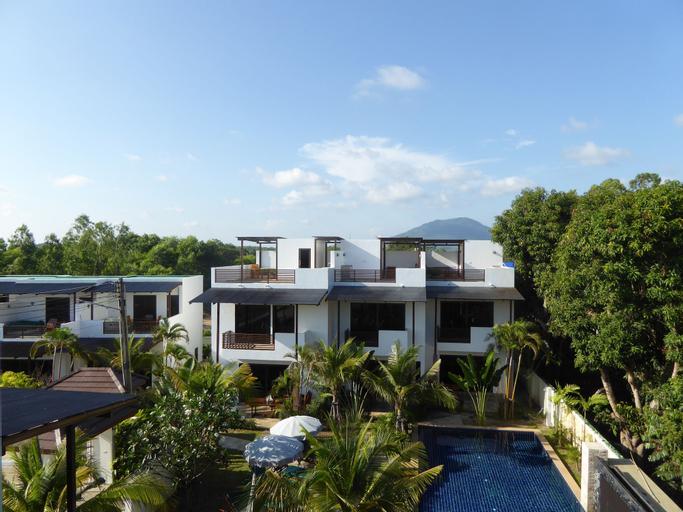 Oasis Garden & Pool Villa at VIP Resort, Muang Rayong