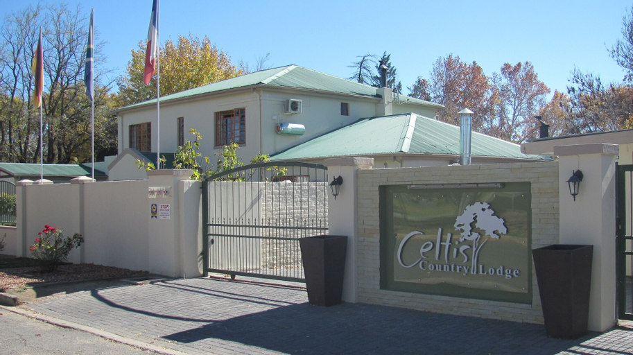 Celtis Country Lodge and Restaurant, Chris Hani