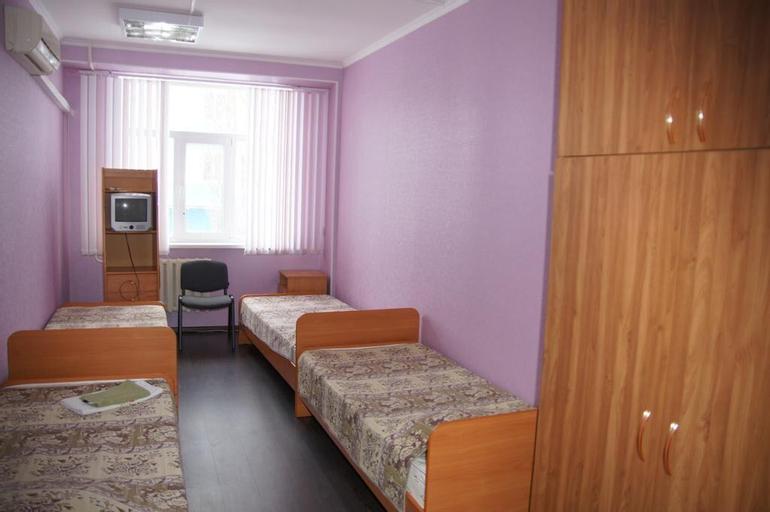 Bed space (в четырехместном номере эконом класса), Lipetskiy rayon