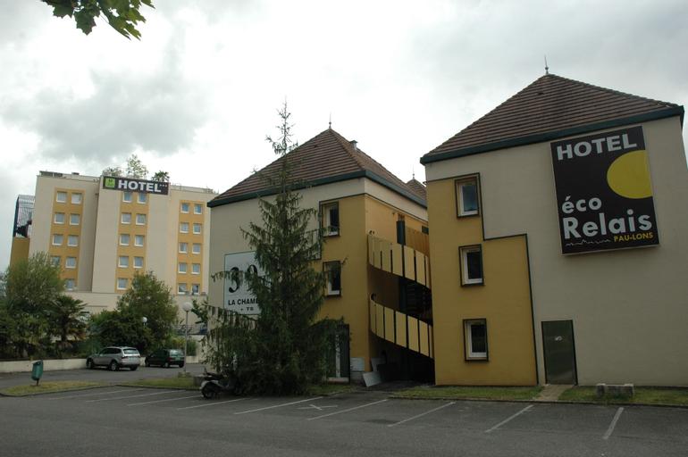 Hôtel ECO Relais Pau-Lons, Pyrénées-Atlantiques