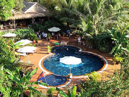 Kep Lodge Resort, Kaeb