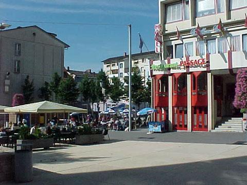 Hotel Restaurant Passage, Lebern