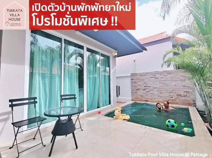 Tukkata Villa House by Pattaya, Bang Lamung