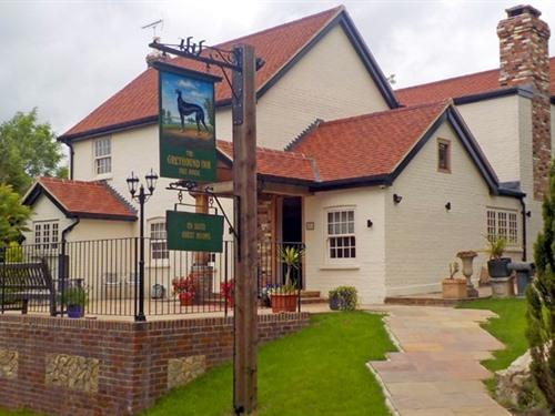 The Greyhound Inn, Kent