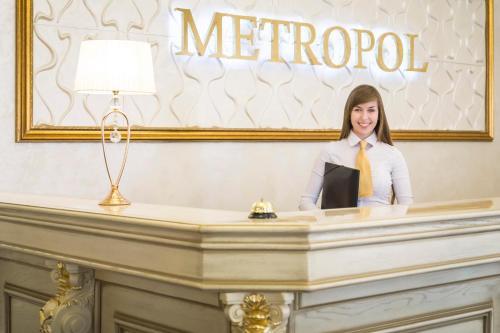 Metropol Hotel, Mahilyow