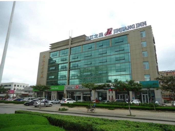 Jinjiang Inn Yantai Development Zone Changjiang Road Tianshan Road, Yantai