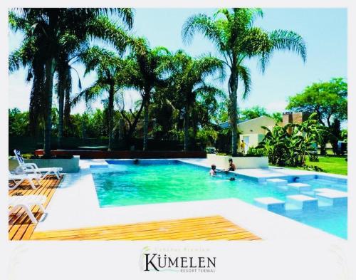 Cabanas Kumelen Resort, Rió Hondo