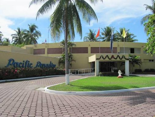 Hotel Pacific Paradise, San Luis La Herradura