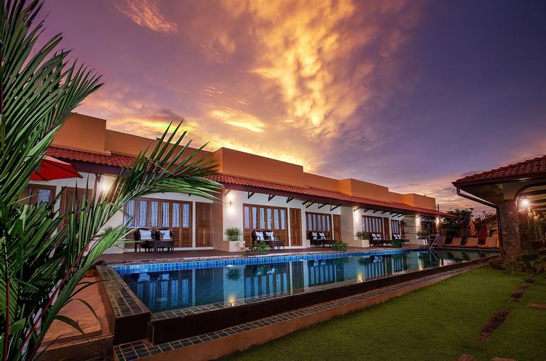 Taratai Villa, Bang Lamung
