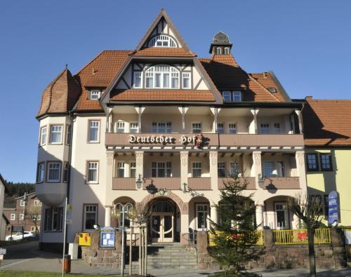 Amadeus Boutique Hotel Deutscher Hof, Gotha