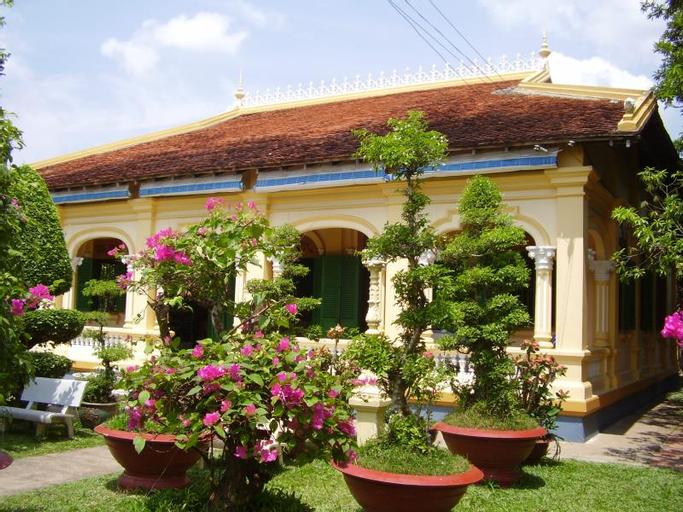 Ba Duc Ancient House, Cái Bè