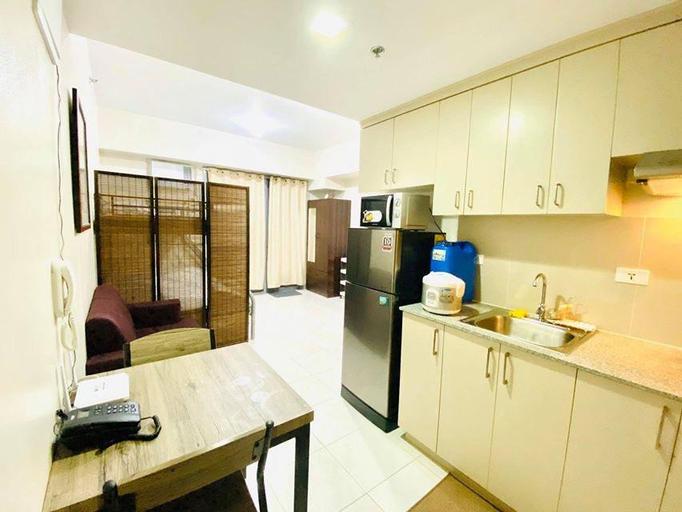 Relaxing Studio unit, Quezon City