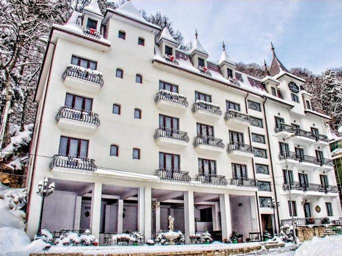 Hotel Coroana Moldovei, Slanic-moldova