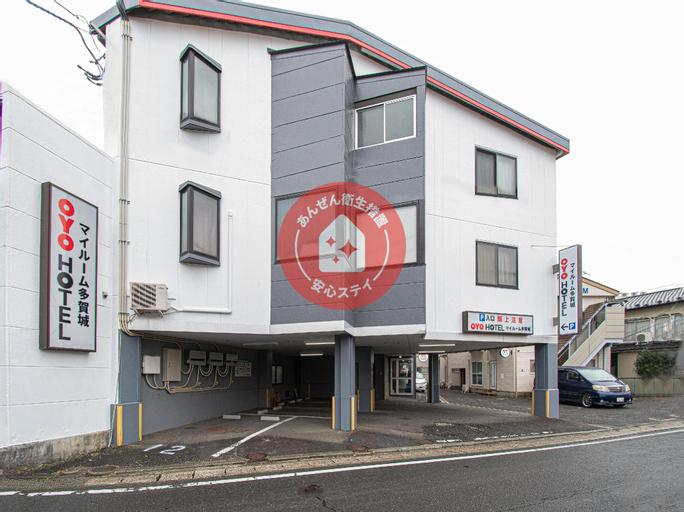 OYO Hotel My Room Tagajjo, Shichigahama