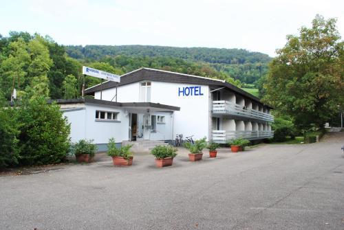 Riverside Apartment Hotel AG, Laufen