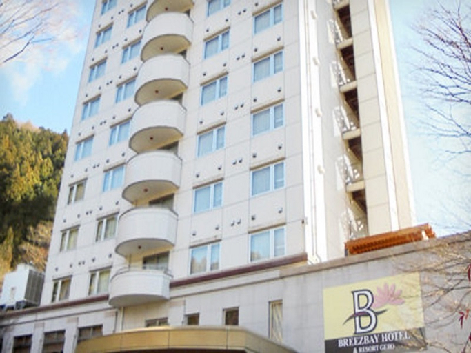 Breezbay Hotel & Resort Gero, Gero