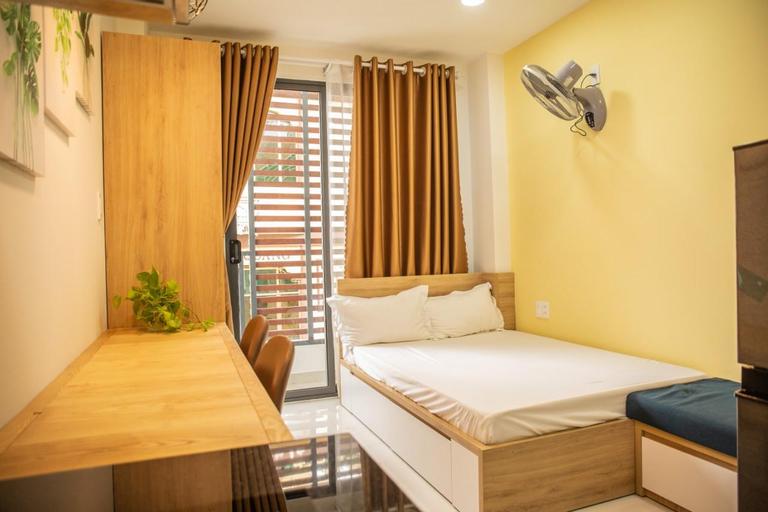 Duy Tan APT - City center, Airy balcony - Apart 4, Phú Nhuận