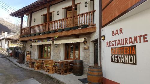Hostal Restaurante Nevandi, Cantabria