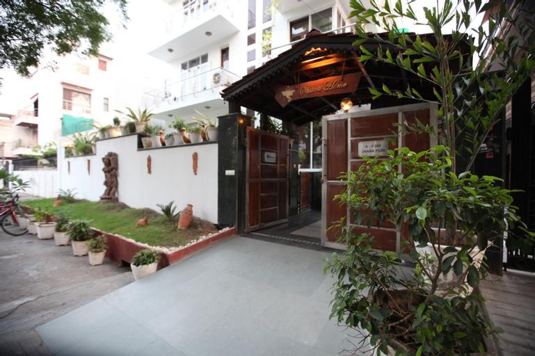 Shanti Home, West