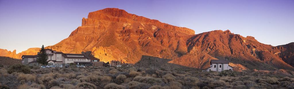 Parador de las Cañadas del Teide, Santa Cruz de Tenerife