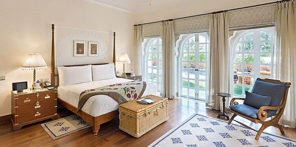 The Oberoi Sukhvilas Spa Resort, New Chandigarh, Sahibzada Ajit Singh Nagar