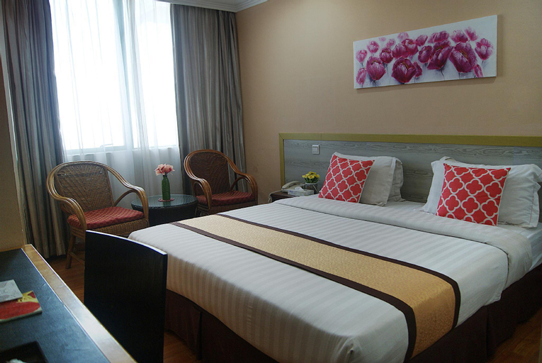TD Plaza Hotel, Kota Kinabalu