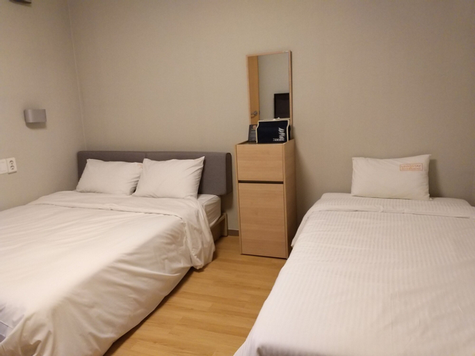 Uniqstay Bed and Breakfast, Busanjin